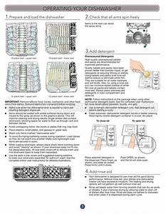 Kitchenaid Kdte234gbl Dishwasher User Guide