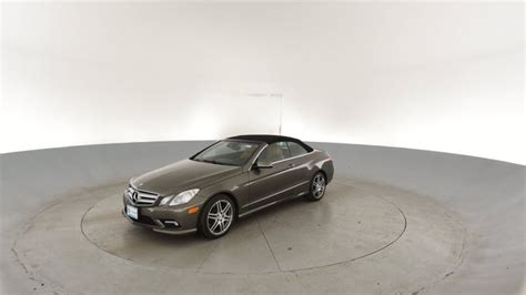 Carvana examined hundreds of thousands of purchases and millions of site visits to identify what made online car buying. Used 2011 Mercedes-Benz E-Class | Carvana