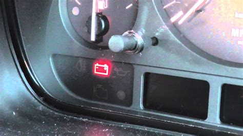 bmw battery warning light  faults solution