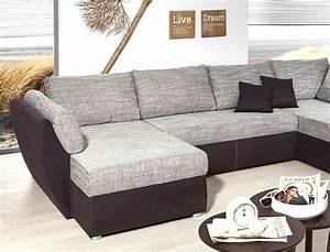 Günstige Wohnlandschaft U Form : couch u form 3m ~ Indierocktalk.com Haus und Dekorationen