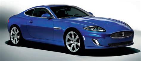 2012 Jaguar Xk And Jaguar Xk Portfolio Convertible