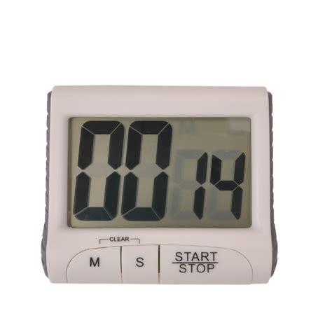 timer cuisine magnetic large lcd screen digital kitchen timer alarm