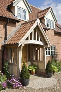 Images Porch Designs For Cottages by From Acorns The Border Oak Porch