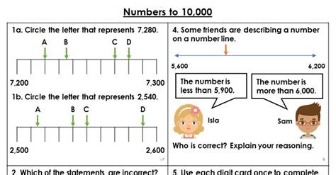 year  numbers   lesson classroom secrets