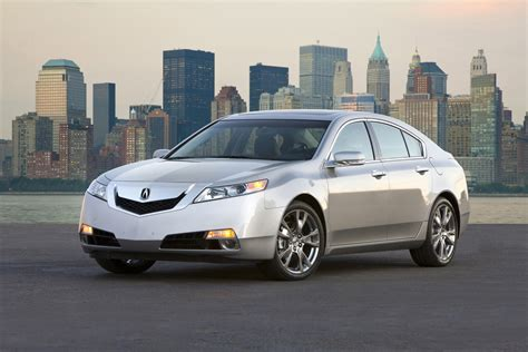 Acura Tl Review by 2010 Acura Tl Review