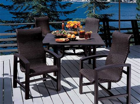 lakeside tropikane woven sling patio furniture tropitone jpg