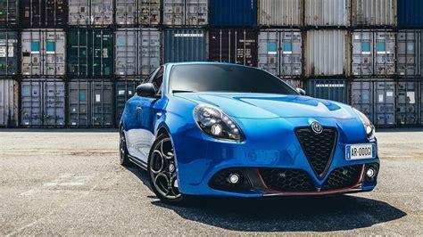 Giulietta Sport, L'alfa Romeo In Blu Misano E (anche) Con