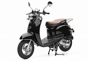 Retro Roller Kaufen Berlin : nova motors mofaroller 49 ccm 25 km h retro star ~ Jslefanu.com Haus und Dekorationen