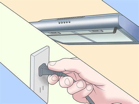 Cómo instalar una campana extractora: 14 pasos