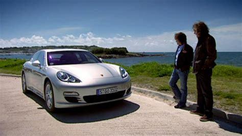 Porsche Panamera Vs Letter, Part 1/4 (series 13, Episode 4