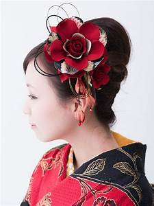 Hair Ornaments(japanese Traditional Craft) 1689 In Box ...