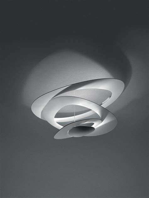 ceiling light pirce mini led  artemide white   design uk