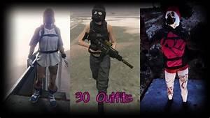 Top 30 Female Outfits |GTA 5 Online| (RNG u0026 TRYHARD) ud83dudc95ud83dudc4cud83cudffb - clipzui.com