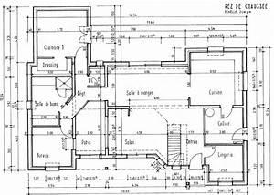 Plan Interieur Maison : plans int rieur notre projet maison plan lecture de ~ Melissatoandfro.com Idées de Décoration