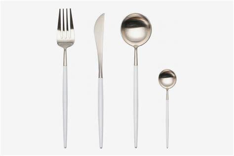 flatware sets silverware stainless steel piece amazon