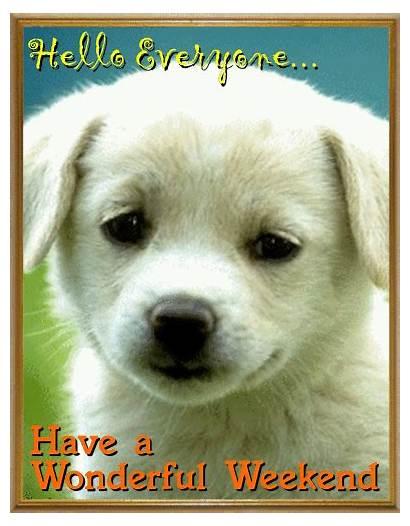 Weekend Wonderful Ecard Everyone Enjoy Cards Greeting