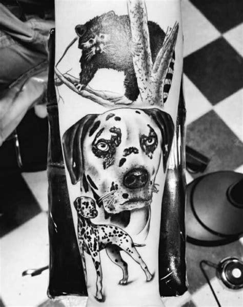 14 Beautiful Dalmatian Tattoos | Tattoodo