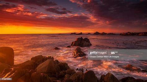 Monterey Peninsula Sunset Photography Ad Affiliate