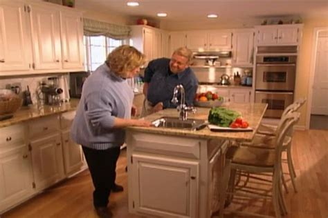 kitchen prep sink learn how to install a prep sink in a kitchen island 2465