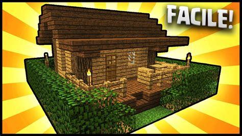 la casa pi 217 facile e veloce da costruire su minecraft ita per sopravvivenza