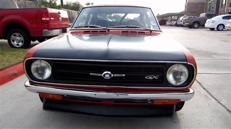 Datsun 1200 Coupe by Datsun 1200 Coupe