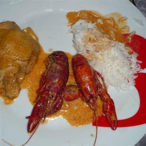 cuisiner des ecrevisses poulet aux écrevisses des paillasses