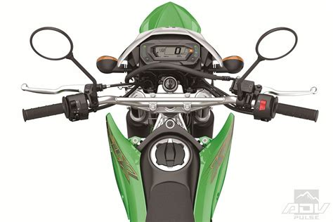 Kawasaki Klx 230 Modification by Kawasaki Announces All New Klx230 Dual Sport Model For