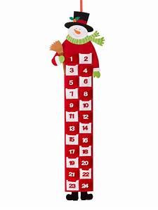 Nordische Weihnachtsdeko Online Shop : schneemann filz adventskalender weihnachtsdeko rot weiss schwarz ~ Bigdaddyawards.com Haus und Dekorationen