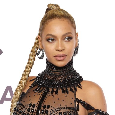Beyoncé Is The Queen Of The Long Braid Vogue