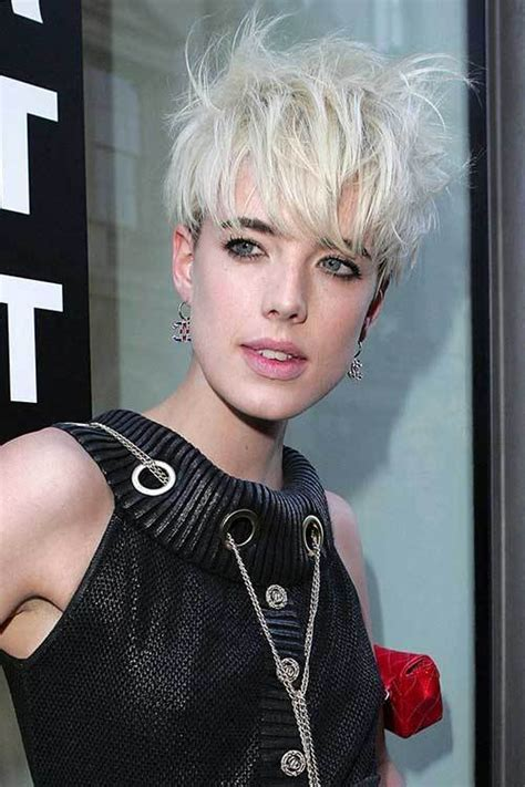 20 stylish with short hair you have to see crazyforus