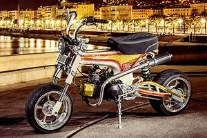 Honda Dax Tuning : maximum dax a 70s honda st dragster from duke motorcycles ~ Blog.minnesotawildstore.com Haus und Dekorationen