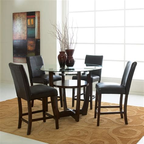 5 dining room sets pieces included in this set