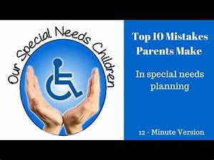 Top 10 Mistakes Parents Make - YouTube
