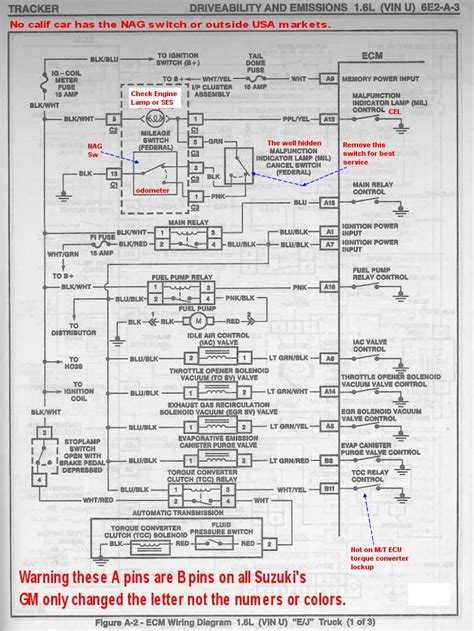 G16a Wiring Diagram by Wiring Diagram Suzuki Vitara G16a Wiring Library