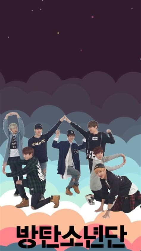 Iphone Home Screen Wallpaper Bts bangtan boys bts lock home screen for iphone 6