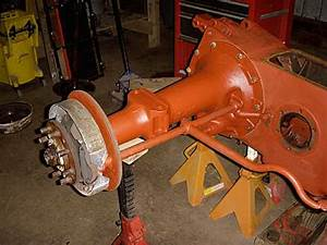 Operation 8n  Right Axle  Brake