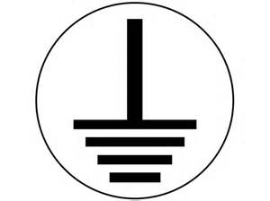 Electrical Earth Symbol