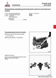 Deutz Engine Tcd 2012 2v Workshop Manual