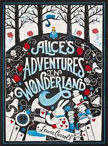 Alice In Wonderland Book Cover Design | Black Models Picture