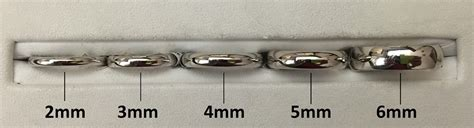 mens wedding bands  width