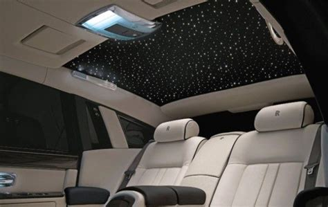 interior stars rr rolls royce phantom foreign