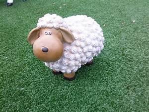 Statue Animaux Design : sculpture mouton syma mobilier jardin animaux grandeur nature statuette mouton ~ Teatrodelosmanantiales.com Idées de Décoration