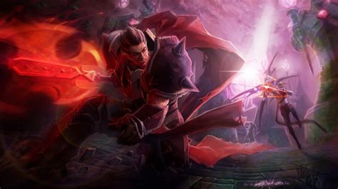 Darius Animated Wallpaper - darius vs varus league of legends wallpapers of lol