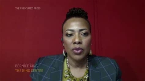 Bernice King reflects on election, Capitol riots ...