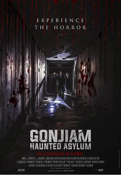 Horror Movies Hospital Gonjiam Asylum Haunted Trailers