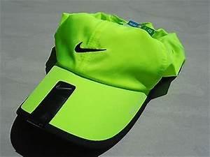 NEW Neon Lemon Lime NIKE Men Women s Golf Run Hat DRI FIT