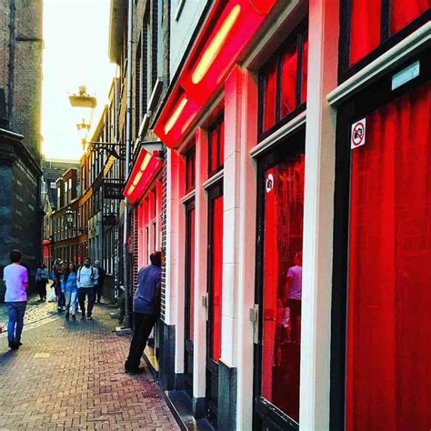 10 Amsterdam Red Light District Prices For 2018 |amsterdam