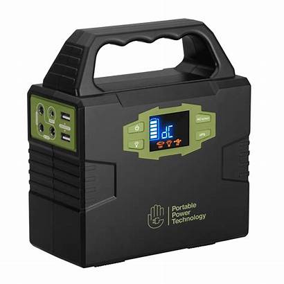 Power Battery Powerpack Ac Portable Dc Outlet