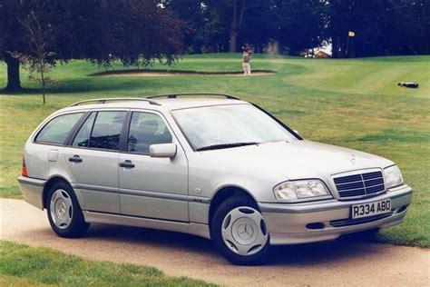 Gambar Mobil Mercedes C Class Estate by Mercedes C Class Estate 1996 2001 Used Car Review