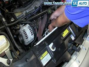 How To Install Replace Front Upstream Oxygen O2 Sensor 2000-02